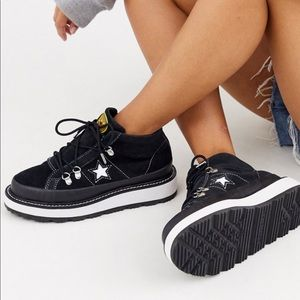 Converse Leather Converse One Star WMNS Boot Mid
